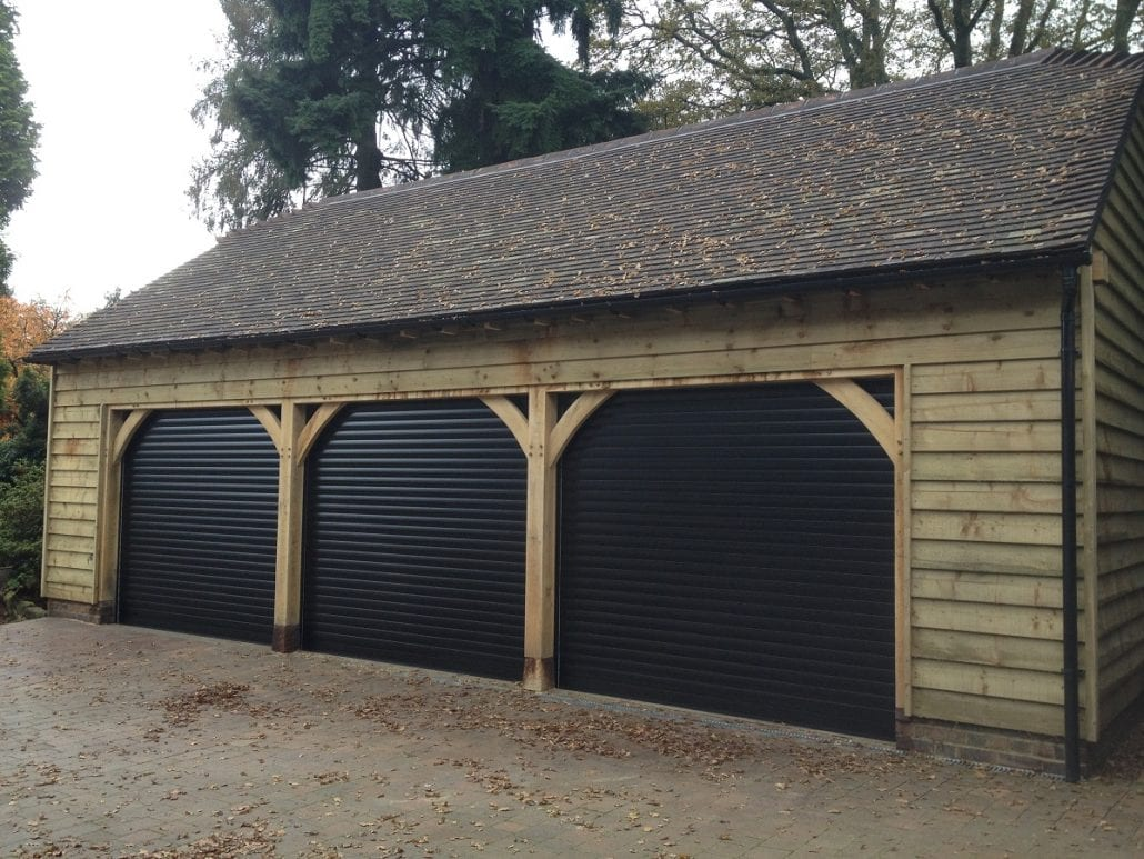 Doors To Garage: Roller Shutter Garage Doors