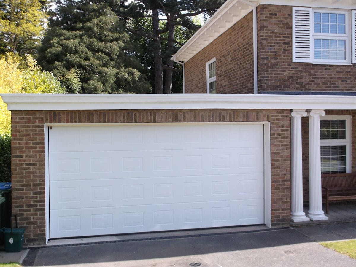 Garage doors surrey servicing installation repairs in for 15 x 7 garage door price