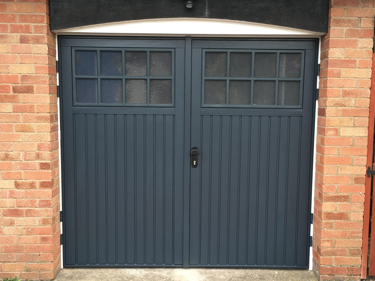 Garage doors garage doors installation service garage for Garage side entry door
