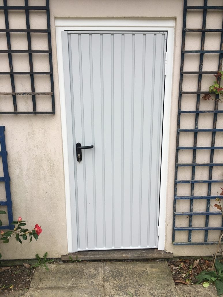 Doors To Garage: Personnel Door, Garage Doors