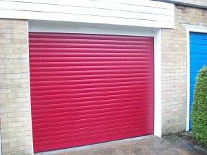 Seceruoglide Classic Roller door