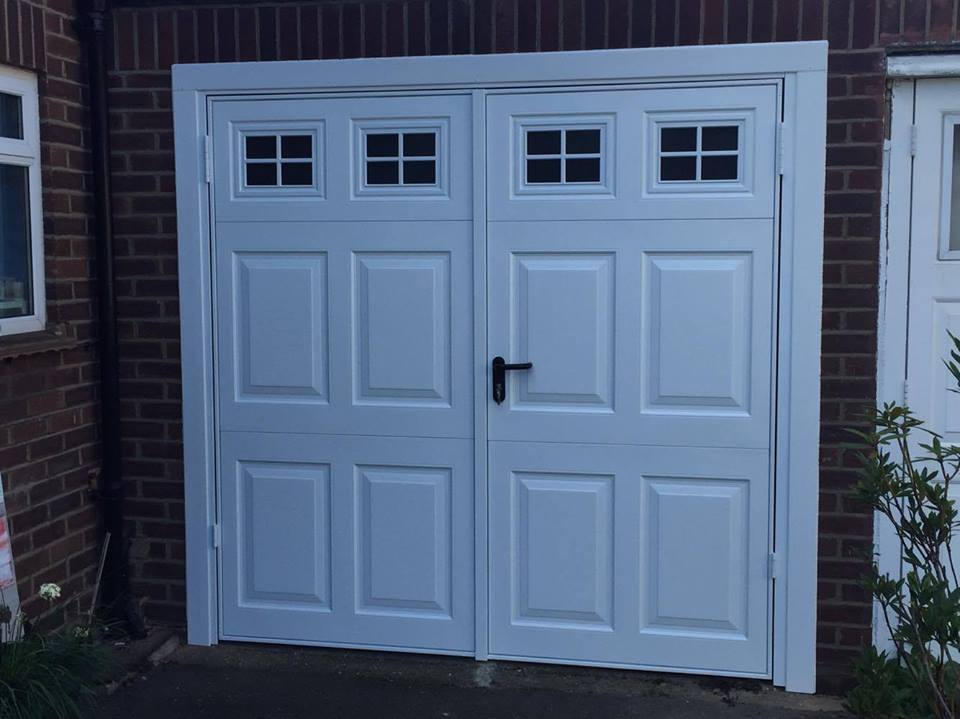 Side Hinged Garage Doors Side Hung Garage Doors Wooden Garage