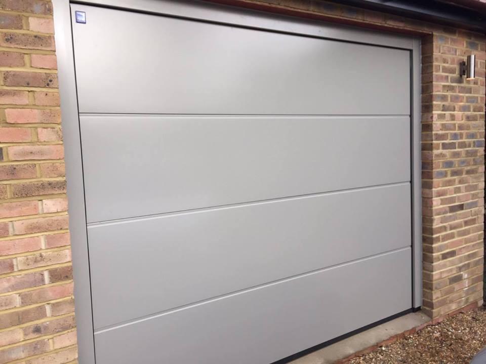 Garador Linear Large  Premium Sectional. Garage Doors Gallery   Installation  Service   Garage Door Repair