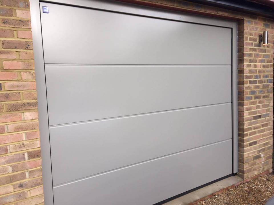 Garage doors surrey servicing installation repairs in for Oversized garage door