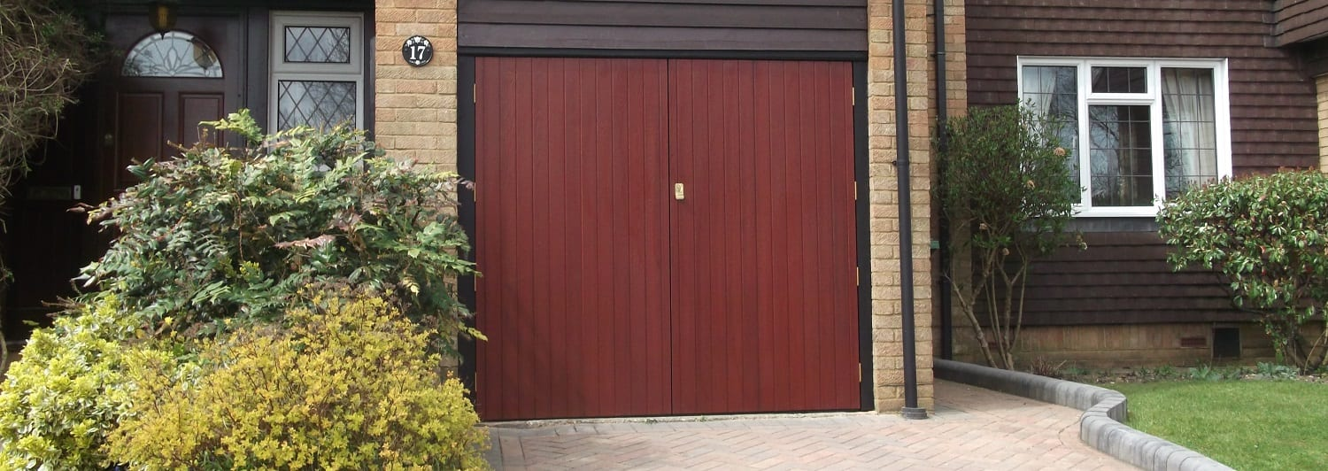 Side Hinged Garage Doors Side Hung Garage Doors Wooden