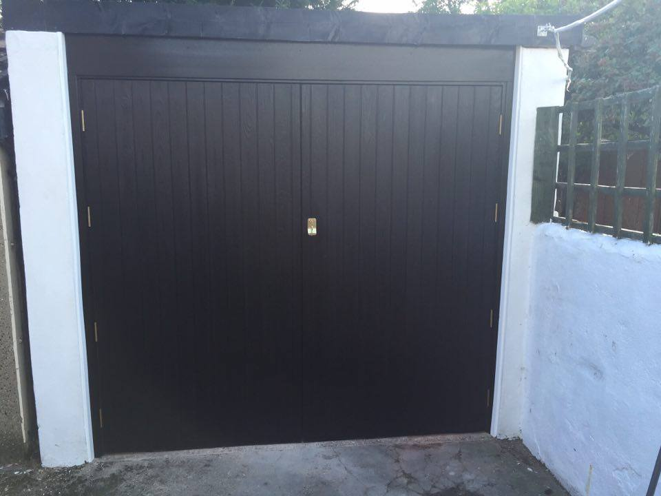 Wooden Garage Doors Timber Garage Doors For Sale Uk