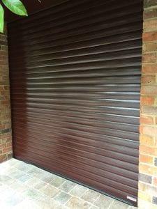 Gliderol Roller Shutter garage door