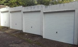 Garador Horizon Canopy Up and Over garage doors