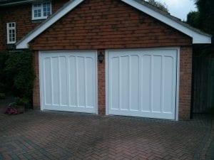 Garador Penshurst GRP Retractable garage doors