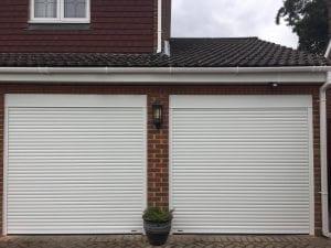 Seceuroglide Compact Roller Shutter garage doors