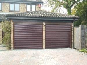 Seceuroglide Excel Roller Shutter garage doors