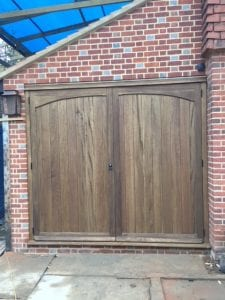 Woodrite Claverdon Side Hinged
