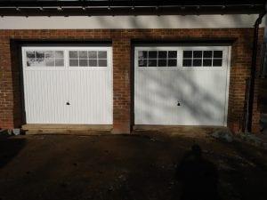 Garador Salisbury Canopy doors