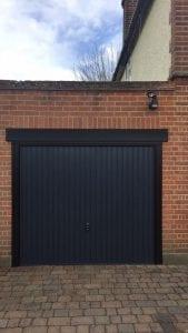 Garador Carlton Retractable up and over garage door