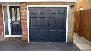 Garador Beaumont Side Hinged garage doors