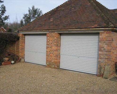 Dual Garage